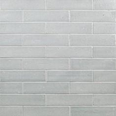 Attain an urban, metropolitan vibe to your home or commercial space by choosing this Splashback Tile Rhythmic Wales Gray Glazed Clay Subway Tile. Cleaning Ceramic Tiles, Cleaning Tile Floors, Glazed Ceramic Tile, Ceramic Wall Tiles, Mosaic Tiles, Splashback Tiles, Backsplash, Industrial Tile, Industrial Design