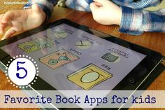 Book Apps: {Reading Fun} Apps for Kids