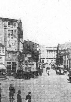 Construcci n de la facultad de medicina 1920 antigua - Persianas santiago de compostela ...