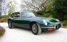 how old is a classic car: 1970 Jaguar E-Type V 12