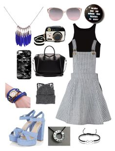 """""""casual"""" by emilyisagolfer ❤ liked on Polyvore featuring Betsey Johnson, Givenchy, Mr. Gugu & Miss Go and Silver Spoon Attire"""