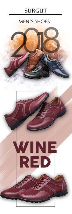 Men's leather fashion shoes - Surgut casual luxury - Men's top brand designer fashion style affordable shoes - #menswear #mensfashion #menstyle #menshoes #luxuryshoes