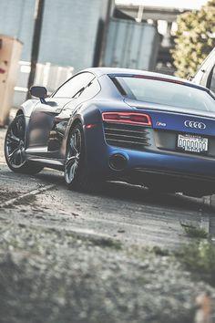 Supercars Photography  — supercars-photography:  Audi R8 »cc