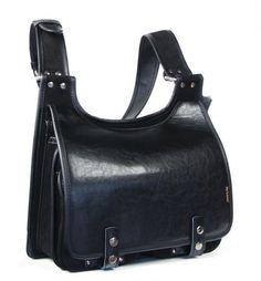 484390dde25 Kožená taška černá   Zboží prodejce INDIVIDUALITY. Unisex