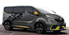 Renault Trafic RS