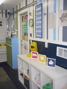 Before & After: Garage Turned Playroom | Apartment Therapy
