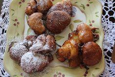 Malasadas from the blog full bellies. happy kids
