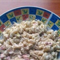 Pasta Recipes, Potato Salad, Oatmeal, Bacon, Paleo, Cement, Breakfast, Ethnic Recipes, Food