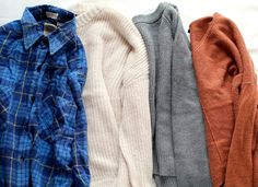 Fall fashion - sweater weather & Flannel | The Lifestyle Archives