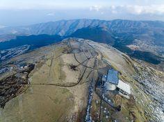 Seilbahn auf Mt. Hakone