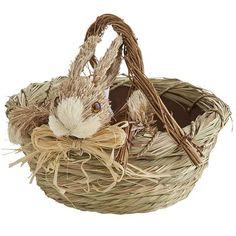 bunnycottage.quenalbertini: Natural Bunny Basket