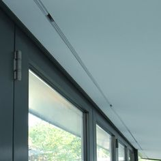 Concealed Blinds in Windows, Gables and Skylights