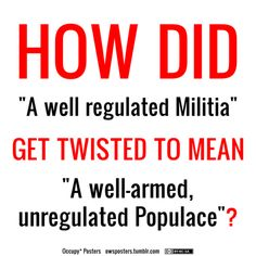 The Second Amendment was written to allow for state militias to defend their borders against foreign invasion and to quell uprisings, according to those who wrote it. There's nothing in it about home defense, or conceal carry, or hunting, or fighting dictatorships, or allowing insurrection against the U.S. government.