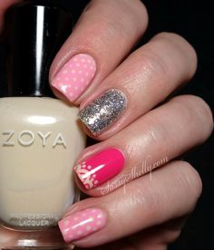 Find this Pin and more on Nail Art by zoyanailpolish.