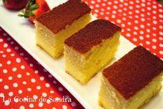 La Cocina de Sandra: POUND CAKE DE LECHE CONDENSADA