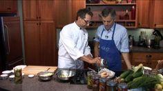 David Turin of David's Restaurant's pickle recipes pickl recip, pickle recipes, restaur pickl