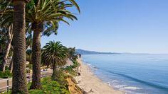 Santa Barbara day trip. List of fun things to do while visiting Santa Barbara and surrounding areas. Sightseeing, wine tasting and relaxing on the beach in beautiful Santa Barbara
