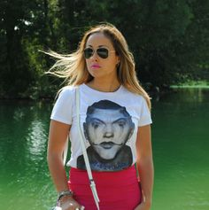 T-Shirt Eminem, a versatile piece for use in basic to the most sophisticated outfits.