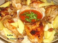Kabsa..another must try