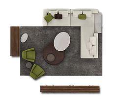 home furniture ideas Sofa Layout, Furniture Layout, Sofa Furniture, Cheap Furniture, Furniture Plans, Furniture Design, Gothic Furniture, Furniture Movers, Autocad