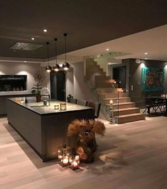 Dream House Interior, Luxury Homes Dream Houses, Dream Home Design, Dream Homes, Interior Design Career, Modern Interior Design, Luxury Interior, Ikea Interior, Kitchen Interior
