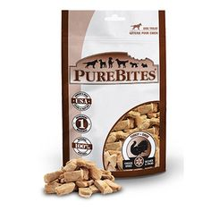 Purebites turkey treats. $12.99 at Pet Valu.