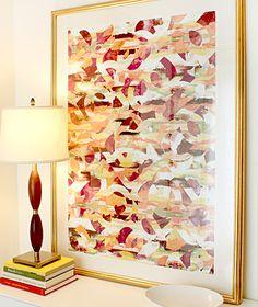 """Retro Trellis"" art print by COZAMIA  #art, #decor, #cozamia"