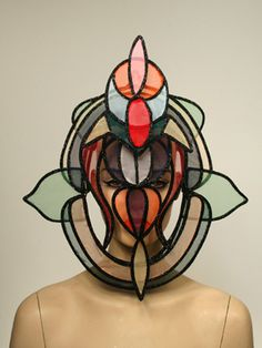 Stained Glass Mask - OBSESSED
