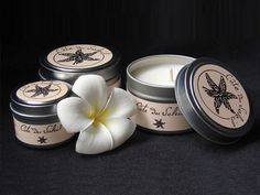 Island Candles - We have a range of beautifully handcrafted candles which we have created to depict the essence of the various Polynesian Islands.  Our scents have been blended and created specifically for Côte du Soleil by our perfumerie house located in Grasse, Provence, Southern France.  As well as using superior fragrances, we also use a combination of non-GM Soy Wax and tropical nut waxes.