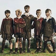 The Future Of Rugby Is Covered In Mud!  By @rhinorugbyusa