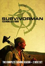 Don't own our DVD yet? Ask for it for a  stocking stuffer! www.lesstroud.ca