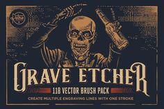 Grave Etcher | Engra