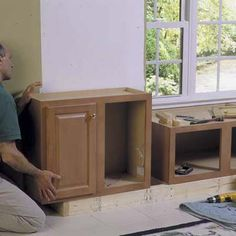 Photo: Thomas-Rouchard Studio | thisoldhouse.com | from How to Build a Window Seat