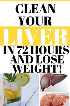 Natural Detox Drink To Clean Your Liver And Lose Weight In 72 Hours Healthy Detox, Healthy Drinks, Easy Detox, Healthy Life, Simple Detox, Healthy Weight, Healthy Habits, Healthy Snacks, Clean Your Liver