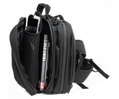 Western Flyer - Carry-on travel bag can be used as a briefcase or backpack - TOM BIHN $210