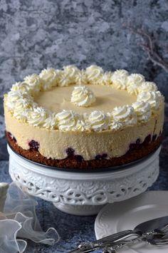 Piskóta lehet dupla mennyiség is. Baking Recipes, Cake Recipes, Dessert Recipes, Types Of Cakes, Hungarian Recipes, Mousse Cake, No Bake Desserts, No Bake Cake, Pasta