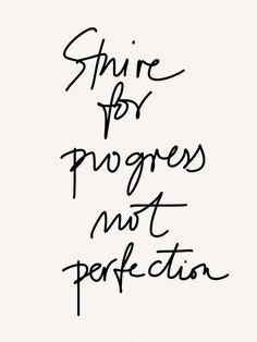 Progess