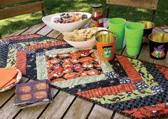 5 Free Autumn Quilt Patterns