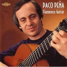 Paco Peña, Flamenco Guitar.