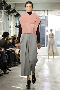 DelPozo Ready To Wear Fall Winter 2014 New York - NOWFASHION