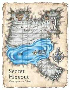 Secret Hideout