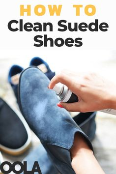 Outstanding cleaning hacks tips are offered on our internet site. look at this and you wont be sorry you did. Clean Suede Boots, How To Clean Suede, Clean Shoes, Shoe Cleaner Diy, Suede Cleaner, Velvet Shoes, Suede Shoes, Leather Shoes, Women's Shoes