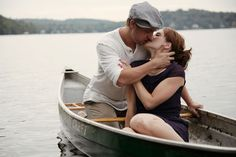 Engagement shoot inspired by The Notebook