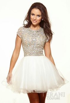 Terani Couture - Evening Dresses, 2014 Prom Dresses, Homecoming Dresses, Mother of the Bride - have it made in mint! Prom Dress 2014, Dressy Dresses, Dance Dresses, Homecoming Dresses, Cute Dresses, Beautiful Dresses, Dresses With Sleeves, Dresses 2014, Dresses Online