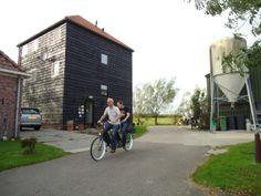 Vanaf onze accommodatie kunt u direkt via het knooppuntenstelsel de omgeving verkennen per fiets