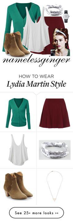 """""""Lydia Martin 6"""" by namelessginger on Polyvore"""
