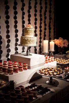 Dessert table ...yummm :)