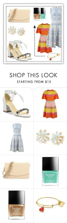 """""""Untitled #84"""" by daria-dari2004 ❤ liked on Polyvore featuring Alexandre Birman, M Missoni, Alexander McQueen, Chanel and Butter London"""
