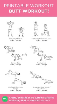 Pin on Essential Workout Plans