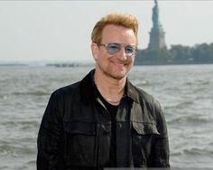 Bono in nyc U2 Music, Paul Hewson, Bono U2, U 2, Living Legends, My Favorite Music, Cool Bands, The Beatles, Larry